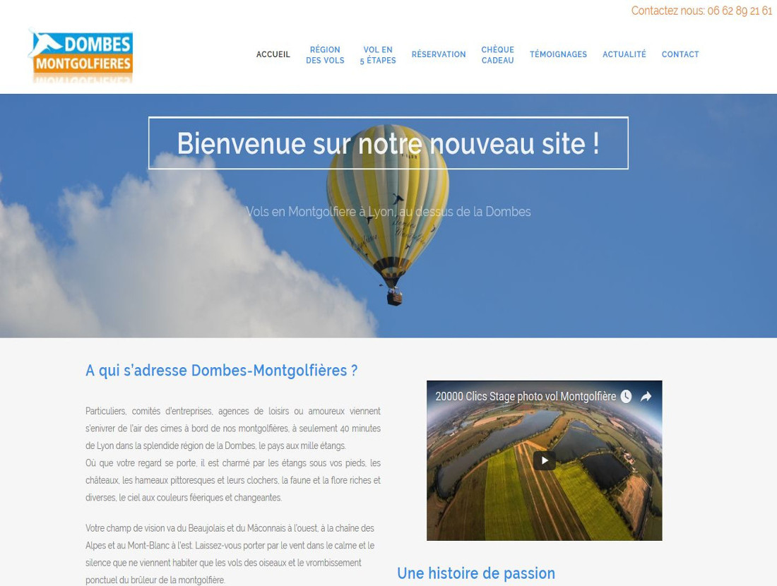 Capture site dombes montgolfieres 1