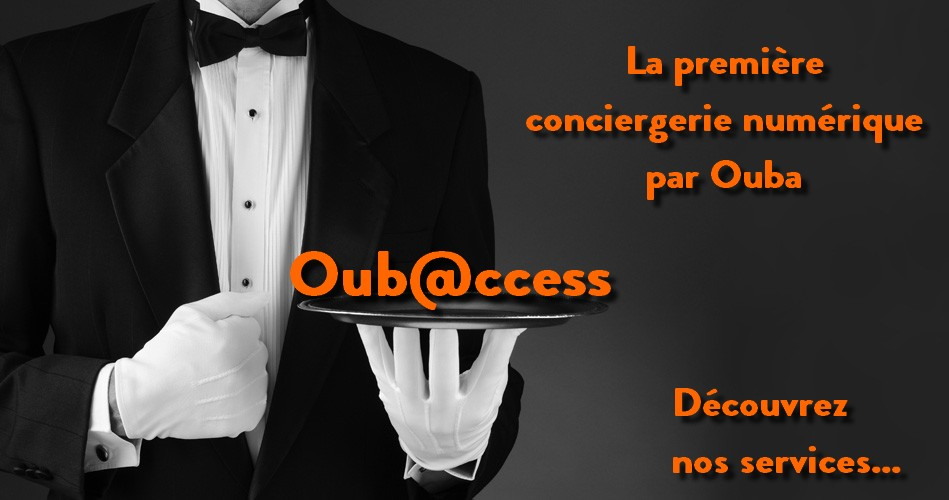 Conciergerie Numérique Oubaccess